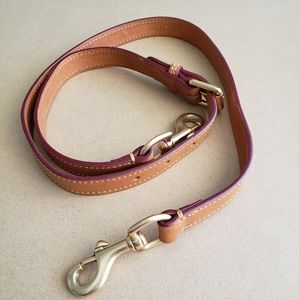 Dooney&Bourke Florentine leather purse strap